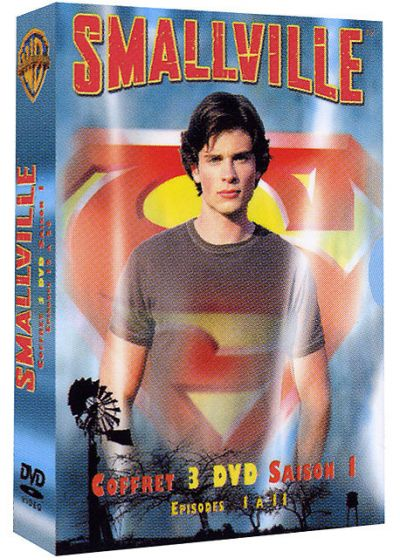 Smallville - Saison 1 - Coffret 1 - DVD