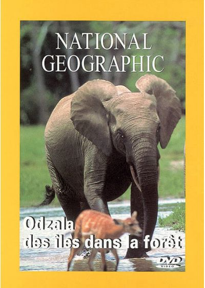 National Geographic - Odzalla des îles - DVD