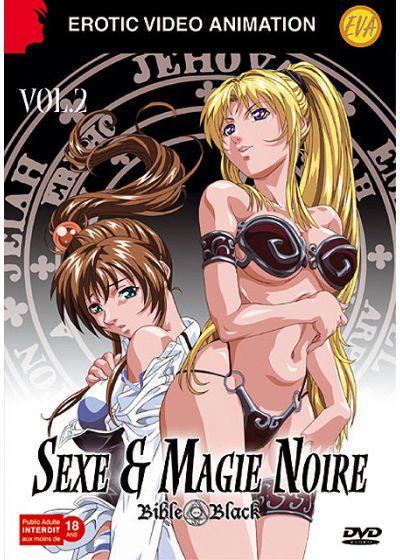 DVD de sexe noir