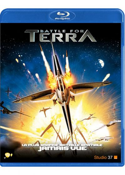 Battle for Terra - Blu-ray
