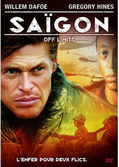 Saïgon - Off Limits - DVD