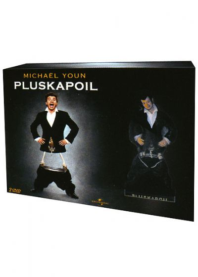 Youn, Michaël - Pluskapoil (Ultimate Edition) - DVD