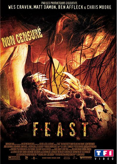 Feast (Non censuré) - DVD