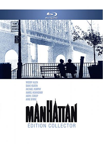 Manhattan (Édition Digibook Collector + Livret) - Blu-ray