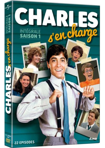 Charles s'en charge - Saison 1 - DVD