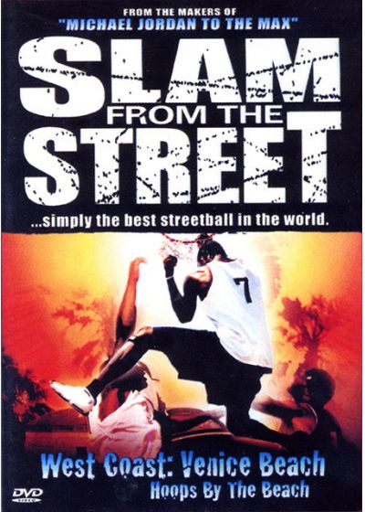 Slam from the Street Vol. 4 - West Coast: Venice Beach - Hoops by the Beach - DVD