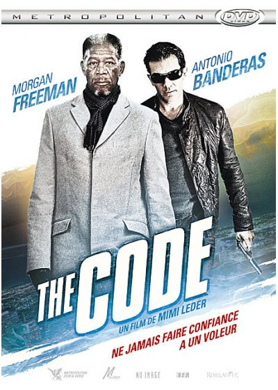 The Code - DVD