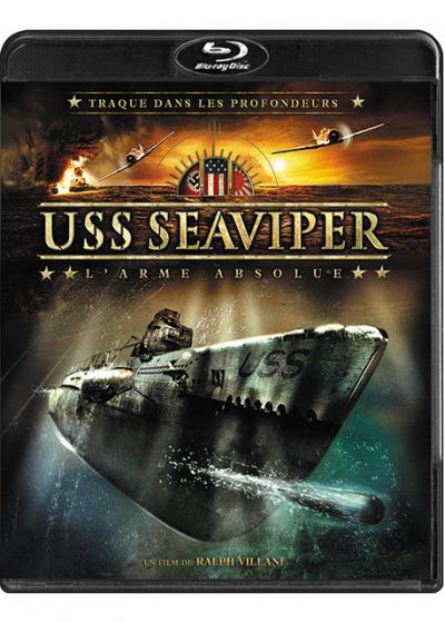 USS Seaviper - L'arme absolue - Blu-ray