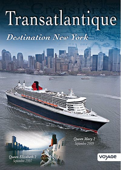 Transatlantique - Destination New York - DVD