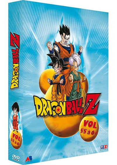 Dragon Ball Z - Coffret - Volumes 55 à 61 - DVD