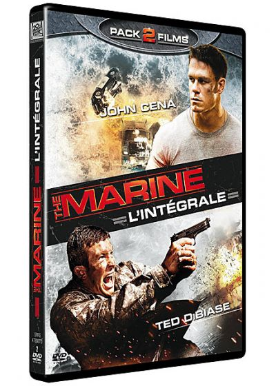 The Marine - L'intégrale 1 + 2 (Pack 2 films) - DVD