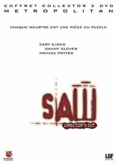 Saw (Édition Collector Director's Cut) - DVD
