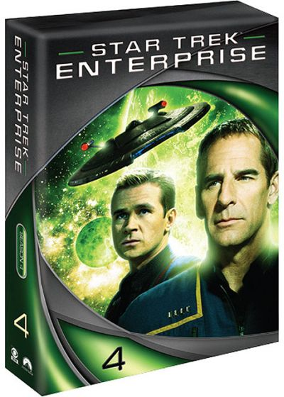 Star Trek - Enterprise - Saison 4 - DVD