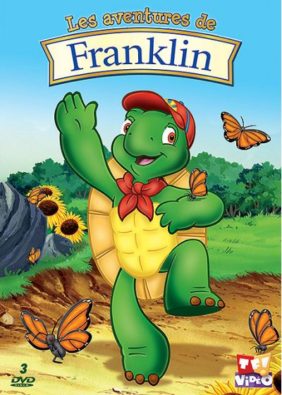 Franklin - Les aventures de Franklin - DVD