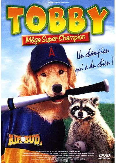 Tobby méga super champion - DVD