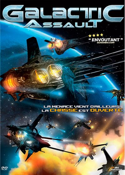 Galactic Assault (DVD + Copie digitale) - DVD