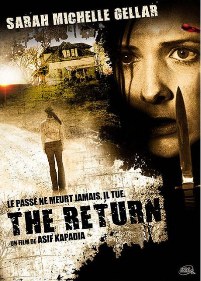 The Return - DVD