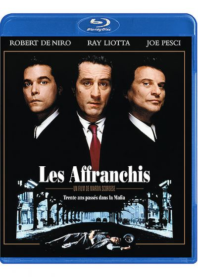 Les Affranchis - Blu-ray