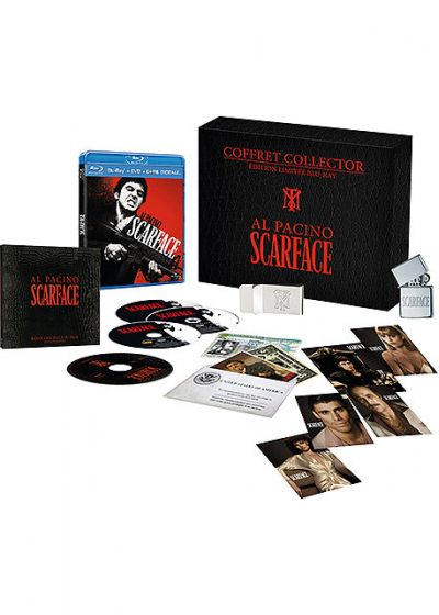 Scarface (Coffret Collector - Édition limitée) - Blu-ray