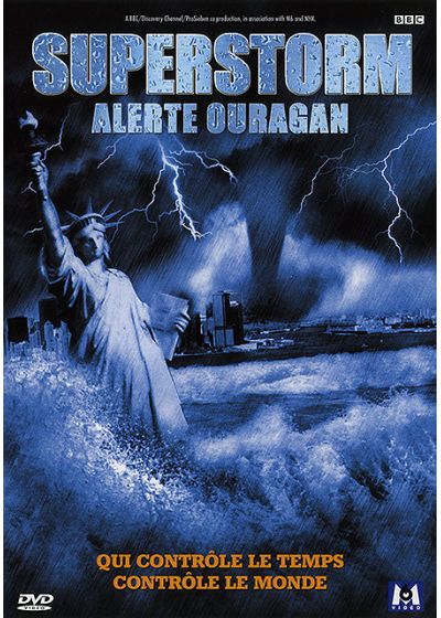 Superstorm, alerte ouragan - DVD