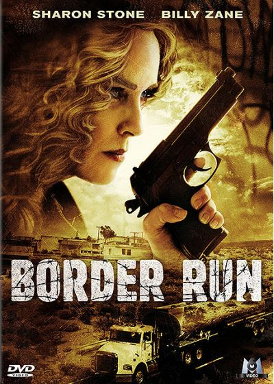 Border Run - DVD