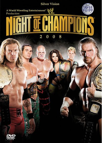 Night of the Champions 2008 - DVD