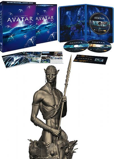 Avatar (Ultimate Edition) - Blu-ray