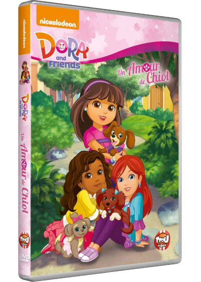 Dora and Friends - Un amour de chiot - DVD