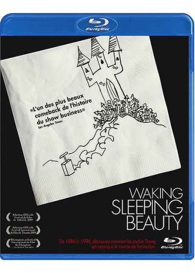 Waking Sleeping Beauty - Blu-ray