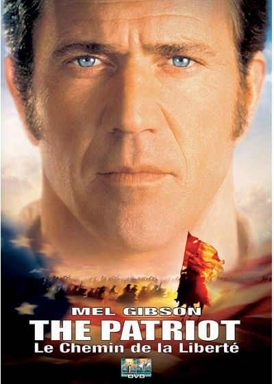 The Patriot - Le chemin de la liberté - DVD