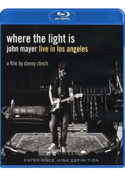Where The Light Is : John Mayer Live In Los Angeles - Blu-ray