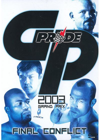 Pride Grand Prix 2004 - Final Conflict - DVD