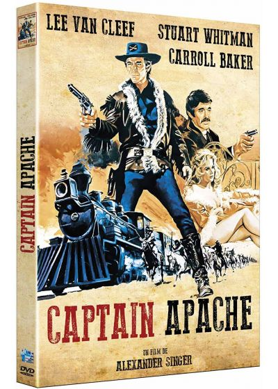 Captain Apache - DVD