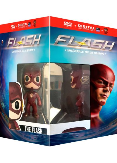 Flash - Saison 1 (+ figurine Pop! (Funko)) - DVD