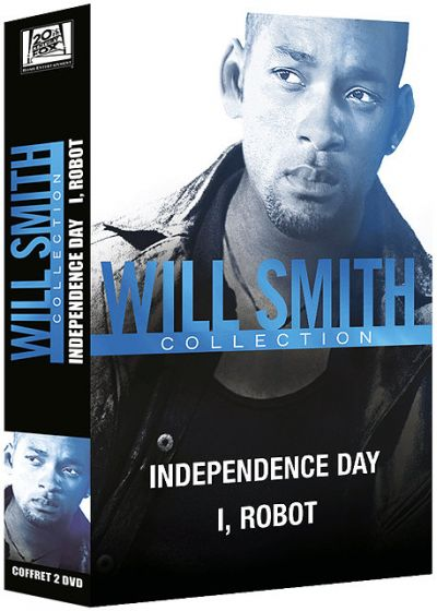 I, Robot + Independence Day (Pack) - DVD
