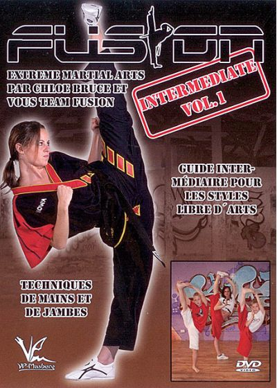 Fusion Extreme Martial Arts : Intermediate - Vol. 1 - DVD