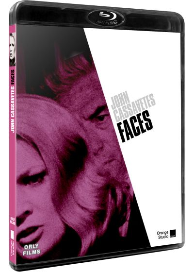 Faces - Blu-ray