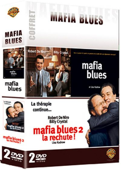 Mafia Blues + Mafia Blues 2 : la rechute ! - DVD