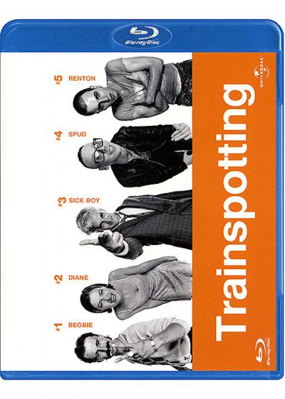 Trainspotting - Blu-ray