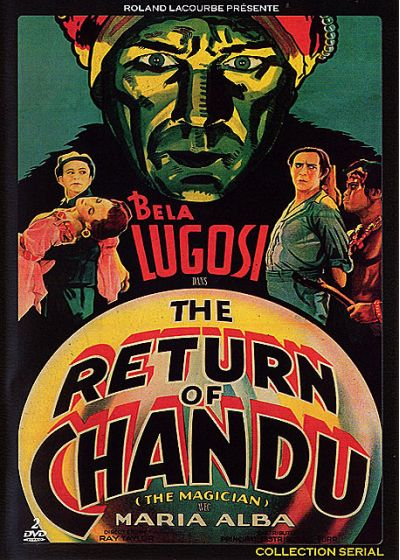 The Return of Chandu - DVD