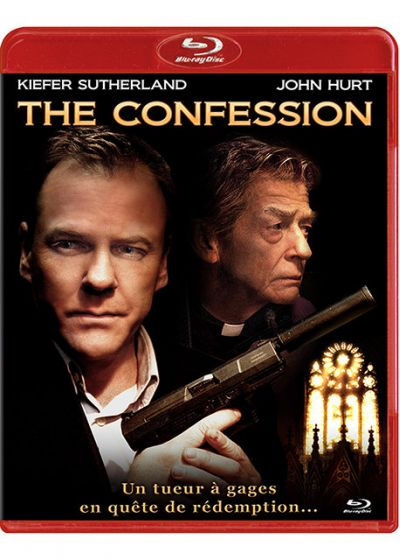 The Confession - Blu-ray