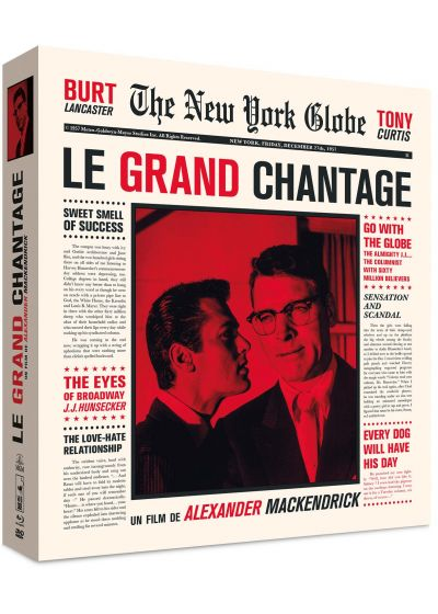 Le Grand chantage (Édition Collector Blu-ray + 2 DVD + Livre de 224 pages) - Blu-ray