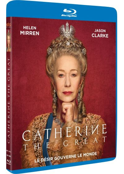 Catherine the Great - Blu-ray