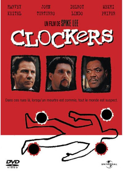 Clockers - DVD