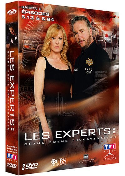 Les Experts - Saison 6 Vol. 2 - DVD