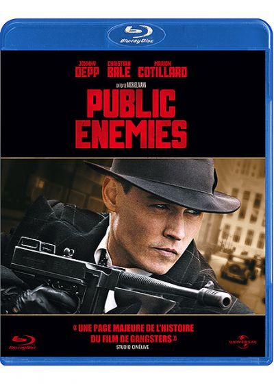 Public Enemies - Blu-ray