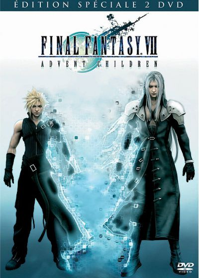 Final Fantasy VII: Advent Children (Édition Spéciale) - DVD