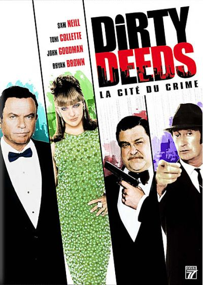 Dirty Deeds - La cité du crime - DVD