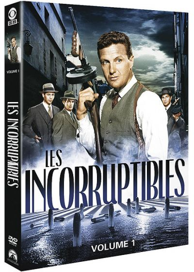 Les Incorruptibles - Volume 1 - DVD