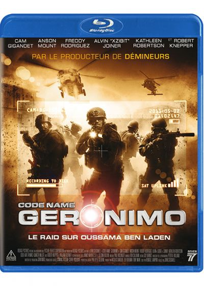 Code Name : Geronimo - Blu-ray